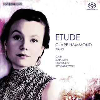 Etude - concert studies for piano - Hammond, Clare (piano)