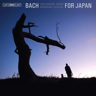 Bach for Japan - Bach Collegium Japan / Suzuki, Masaaki (conductor/organ)