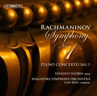 Rachmaninov, Sergei: Symphony No.1 - Singapore Symphony Orchestra / Shui, Lan (conductor)