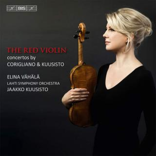 The Red Violin - Concertos by Corigliano & Kuusisto - Vähälä, Elina (violin)