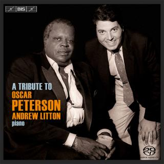 A Tribute to Oscar Peterson - Litton, Andrew (piano)