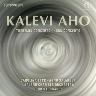 Aho, Kalevi: Theremin and Horn Concertos - Eyck, Carolina (theremin) / Salminen, Annu (horn)