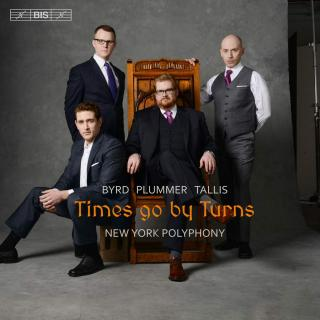 Times go by Turns - Three English masses - New York Polyphony