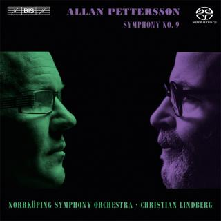 Pettersson, Allan: Symphony No.9 - Norrköping Symphony Orchestra / Lindberg, Christian (conductor)