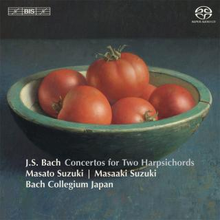 Bach, Johann Sebastian: Concertos for Two Harpsichords