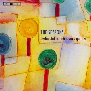 The Seasons - 20th-Century Music for Wind Quintet - Berlin Philharmonic Wind Quintet