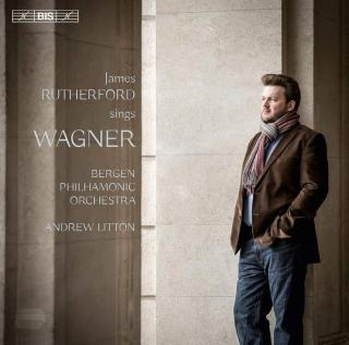 James Rutherford sings Wagner - Rutherford, James (baritone)