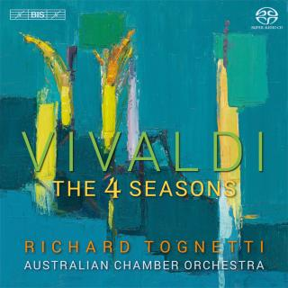Vivaldi, Antonio: 4 Seasons - Tognetti, Richard (violin)