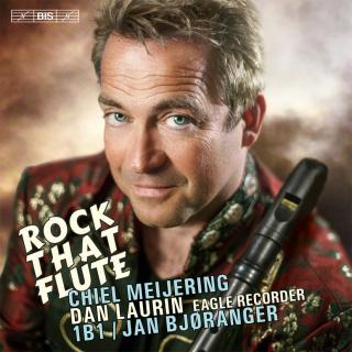 Rock that Flute - Laurin, Dan (recorder)