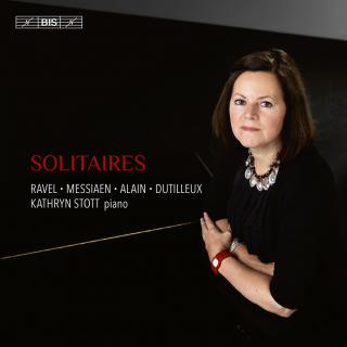 Solitaires - French works for solo piano - Stott, Kathryn (piano)
