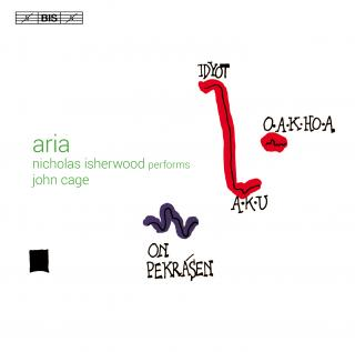 ARIA - Nicholas Isherwood performs John Cage - Isherwood, Nicholas (bass-baritone/closed piano/percussion)