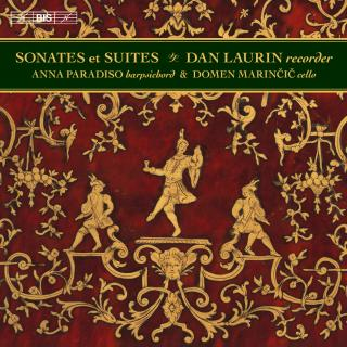 Sonates et Suites - French Recorder Music - Laurin, Dan (recorder)