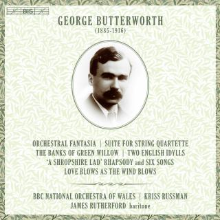Butterworth, George: Orchestral Works - BBC National Orchestra of Wales / Russman, Kriss (conductor)