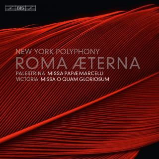Roma æterna - two Roman masses - New York Polyphony