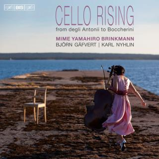 Cello Rising - Yamahiro Brinkmann, Mime (cello)