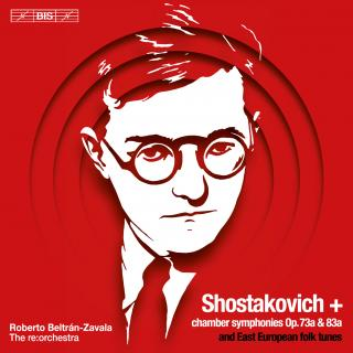 Shostakovich + - the re:orchestra / Beltrán-Zavala, Roberto (conductor)