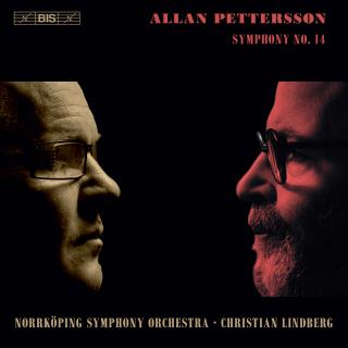 Pettersson, Allan: Symphony No. 14 (with bonus DVD) - Norrköping Symphony Orchestra / Lindberg, Christian (conductor)