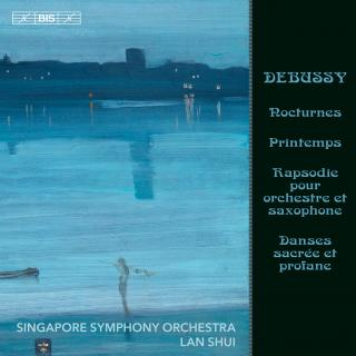 Debussy, Claude: Nocturnes and other works - Singapore Symphony Orchestra / Shui, Lan (conductor)