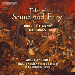 Tales of Sound and Fury - Camerata Nordica / Tønnesen, Terje (violin/conductor)