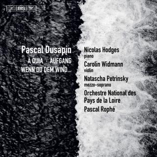 Dusapin, Pascal: Concertante Works