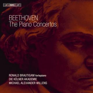 Beethoven, Ludwig van: The Piano Concertos - Brautigam, Ronald (piano)