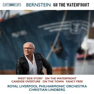 Bernstein, Leonard: On the Waterfront - Royal Liverpool Philharmonic Orchestra / Lindberg, Christian (conductor)