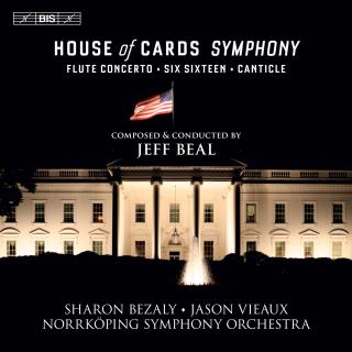 Beal, Jeff: House of Cards Symphony - Norrköping Symphony Orchestra / Beal, Jeff (conductor)