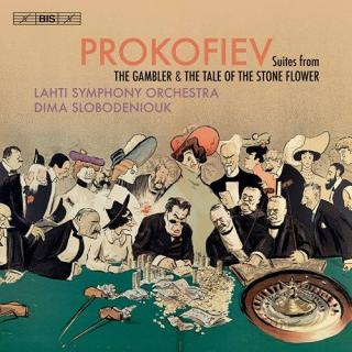 Prokofiev, Sergey: Suites from The Gambler & The Stone Flower
