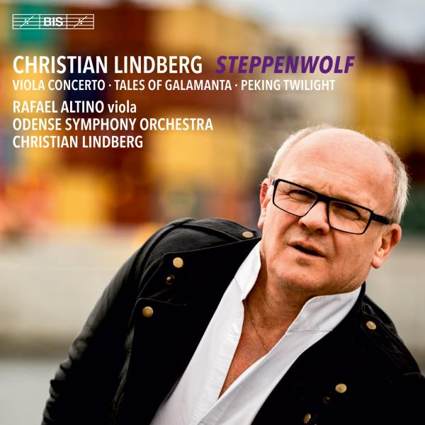 Lindberg, Christian: Steppenwolf <span>-</span> Odense Symphony Orchestra / Lindberg, Christian (conductor)