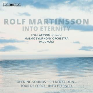 Martinsson, Rolf: Into Eternity