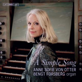 Anne Sofie von Otter - A Simple Song