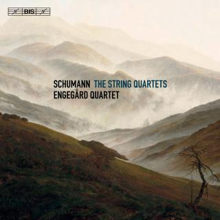 Schumann, Robert: The String Quartets - Engegård Quartet