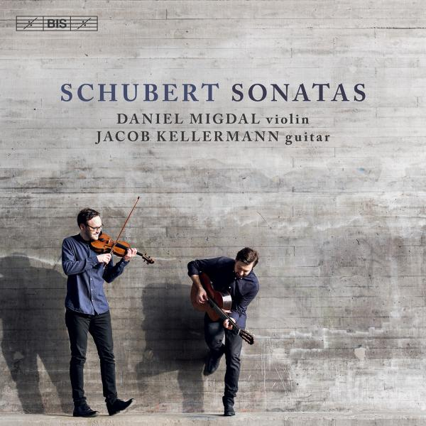 Schubert, Franz: Sonatas for Violin and Guitar - Bergström, Mats (violin) / Kellermann, Jacob (guitar)