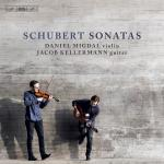 Schubert, Franz: Sonatas for Violin and Guitar <span>-</span> Bergström, Mats (violin) / Kellermann, Jacob (guitar)
