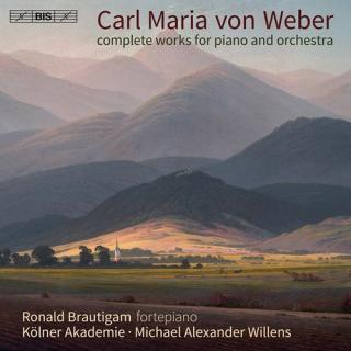 Complete Works for Piano & Orchestra - Brautigam, Ronald / Kölner Akademie / Willens, Michael Alexander