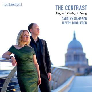The Contrast - English Poetry in Song - Sampson, Carolyn (piano) / Middleton, Joseph (piano)