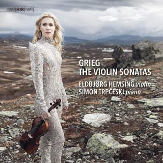 Grieg, Edvad: The Violin Sonatas