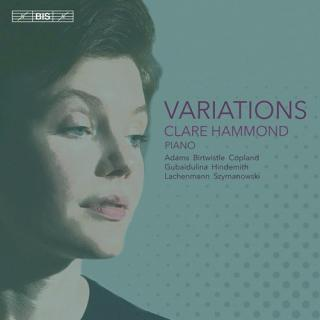 Variations - Hammond, Clare