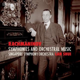 Symphonies & Orchestral Music (4 SACD) - Singapore Symphony Orchestra / Shui, Lan