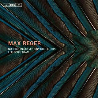 Reger, Max: Orchestral Works - Norrköping Symphony Orchestra / Segerstam, Leif (conductor)