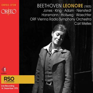 Leonore (1805) - Various / ORF Vienna Radio Symphony Orchestra / Melles, Carl