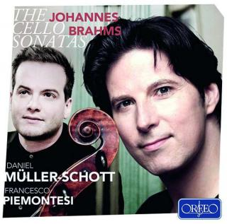 Brahms, Johannes: The Cello Sonatas - Muller-Schott, Daniel (cello) / Piemontesi, Francesco (piano)
