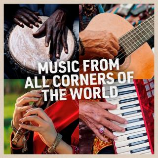 Music from All Corners of the World - Various