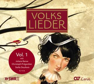 Volkslieder - Folk Songs Vol. 1 - Various