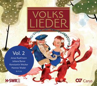 Volkslieder - Folk Songs Vol. 2 - Various