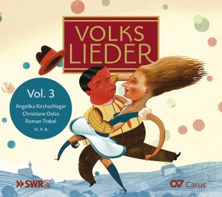 Volkslieder - Folk Songs Vol. 3 - Various
