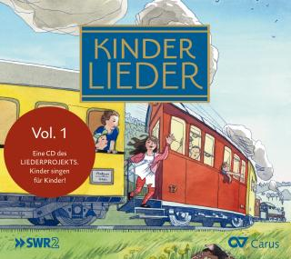 Kinderlieder - Childrens` Songs Vol. 1