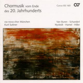 Choral Music From The Late 20th Century - Via-nova-chor München/Suttner, Kurt