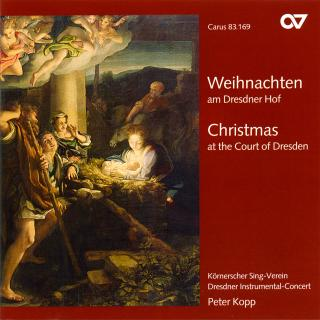 Christmas At The Court Of Dresden Ca 1750 - Kornerscher Sing-Verein
