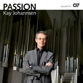 Passion - Improvisations For Passion & Easter - Johannsen, Kay (organ)